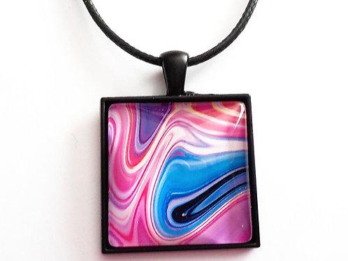 collier carré 25 mm C22