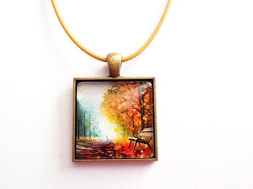 collier carré 25 mm C11