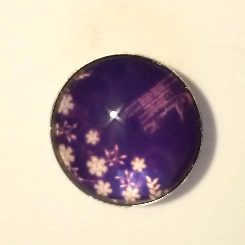 cabochon snap 18 mm S156