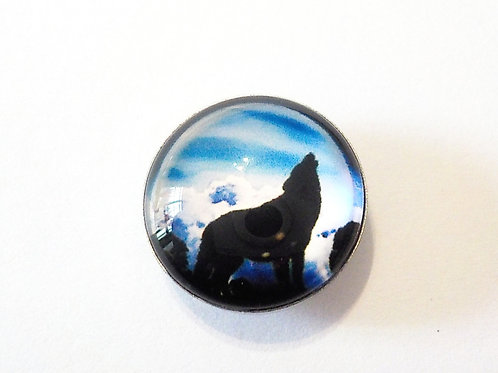 cabochon snap 18 mm S106