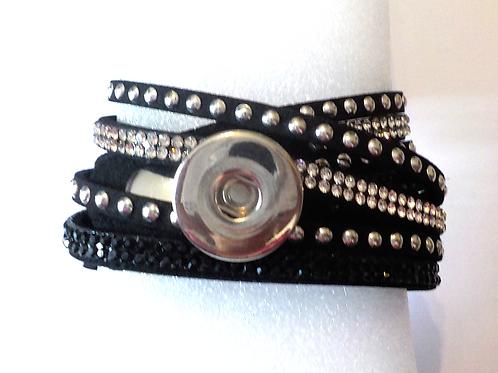 bracelet snap 18 mm BS24