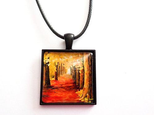 collier carré 25 mm C13