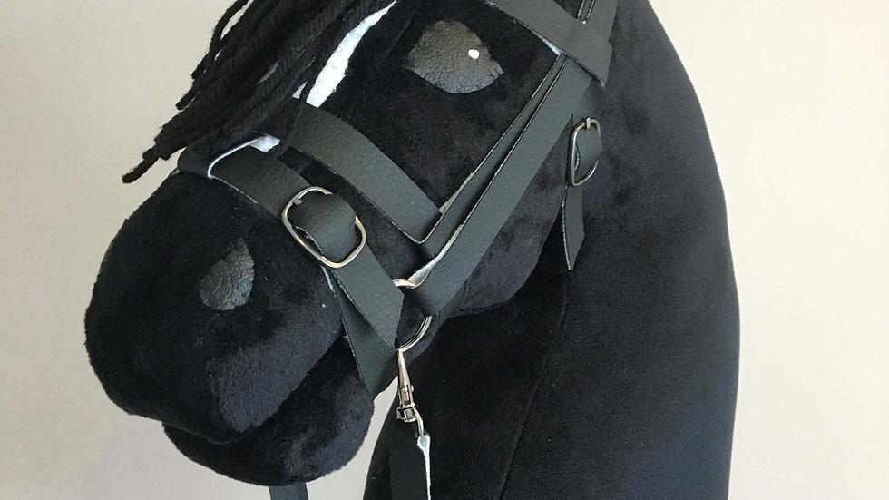 Black hobby horse