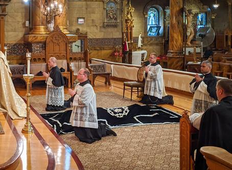 Through Grace The Canons Continue in Faith