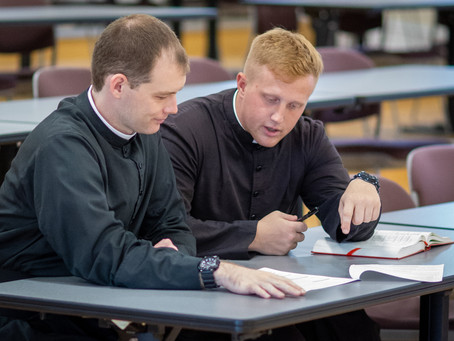 Back to School for Seminarians