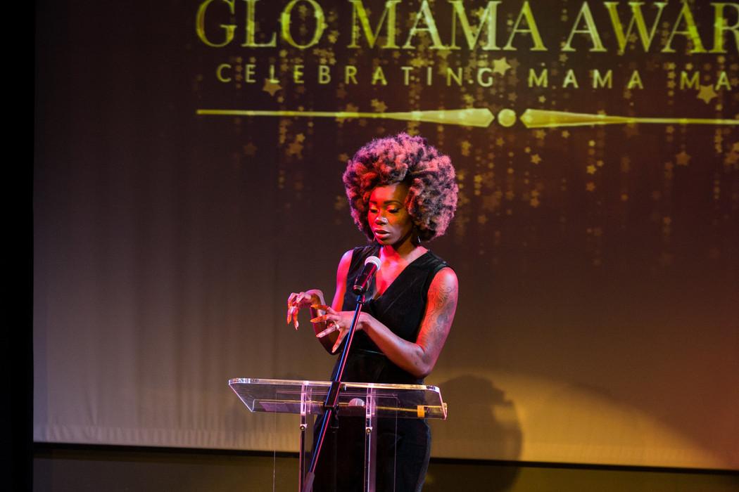 1st Annual GLOMAMA Awards Key Speaker Ola Pelo