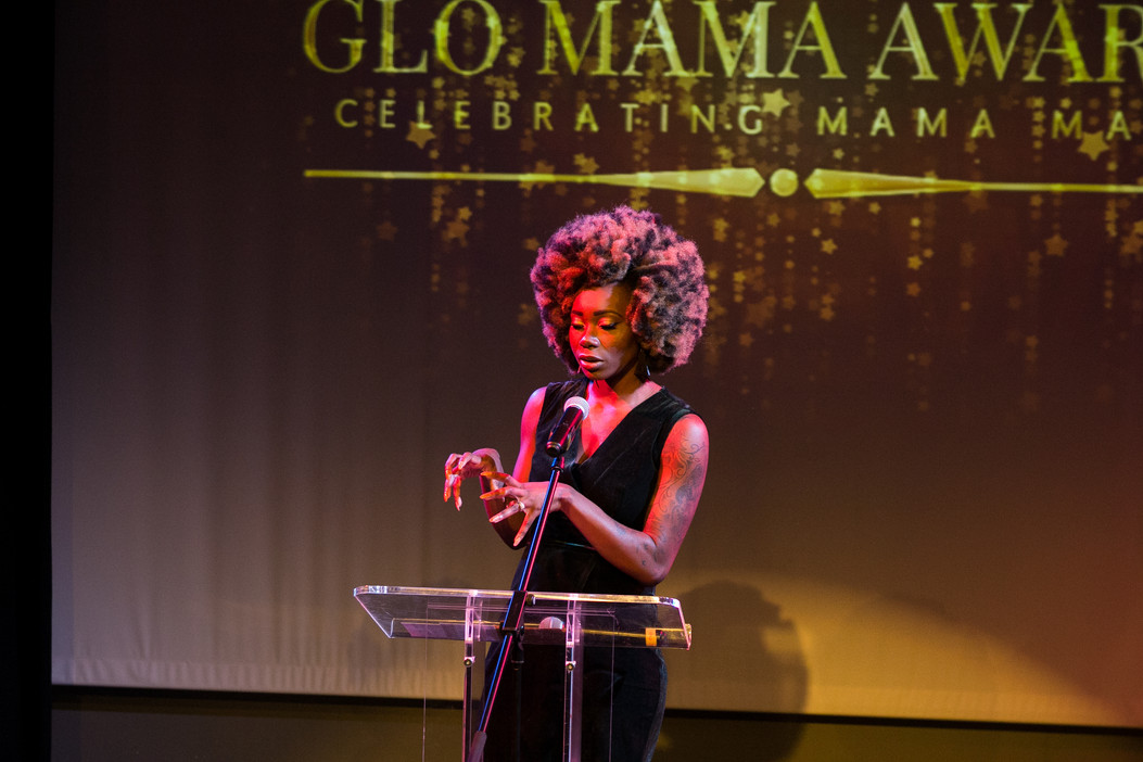 1st Annual GLOMAMA Awards Key Speaker Ola Pelo