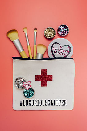 Luxurious Glitter Glitter Survival Kit 1