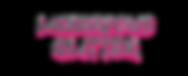 Luxurious Glitter Bar Logo
