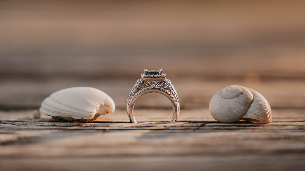 Beach engagement inspiration and best places to propose in Orlando
