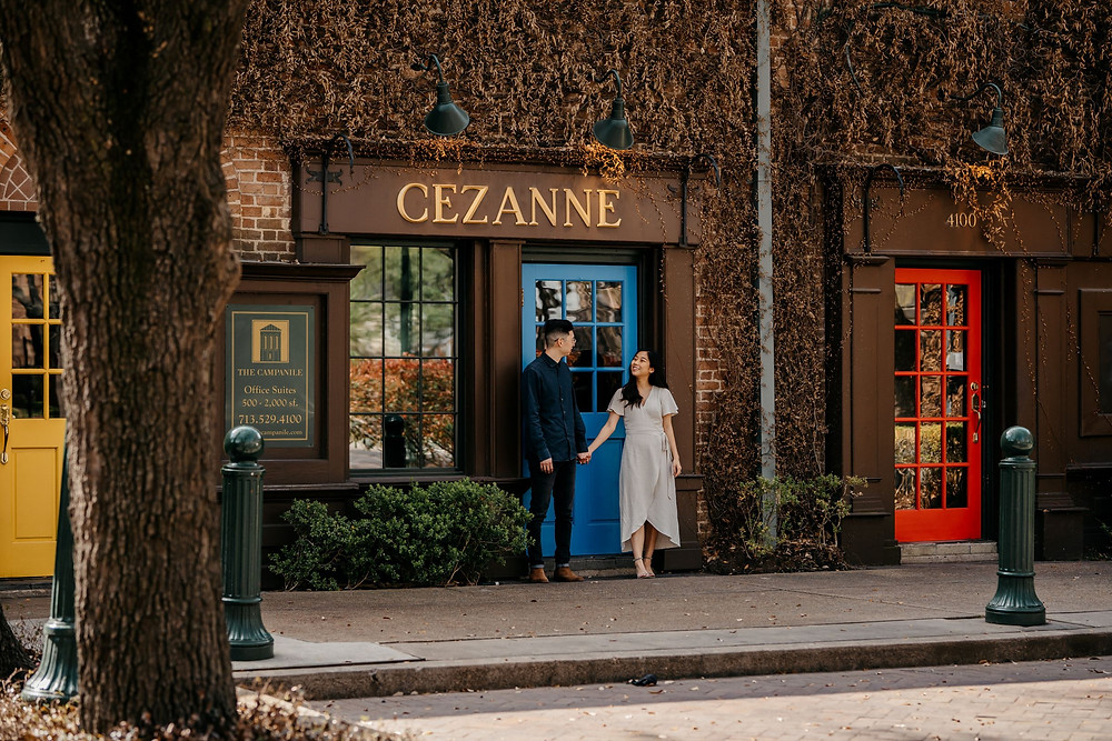 Ideas for best places to propose in Houston like the Cezanne jazz club