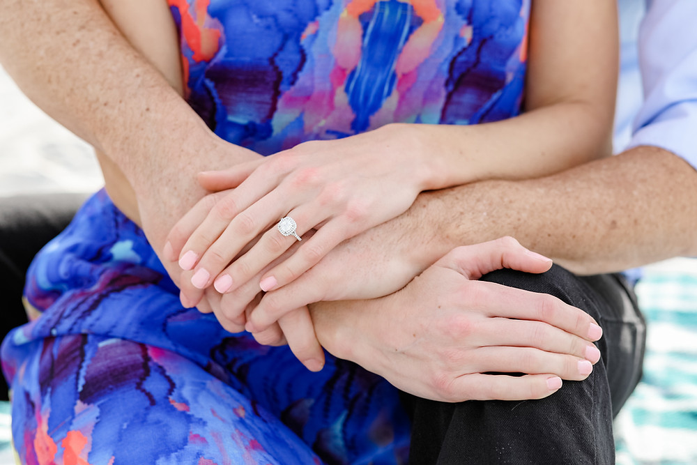 Engagement photoshoot in Florida by Joy Photo and Video