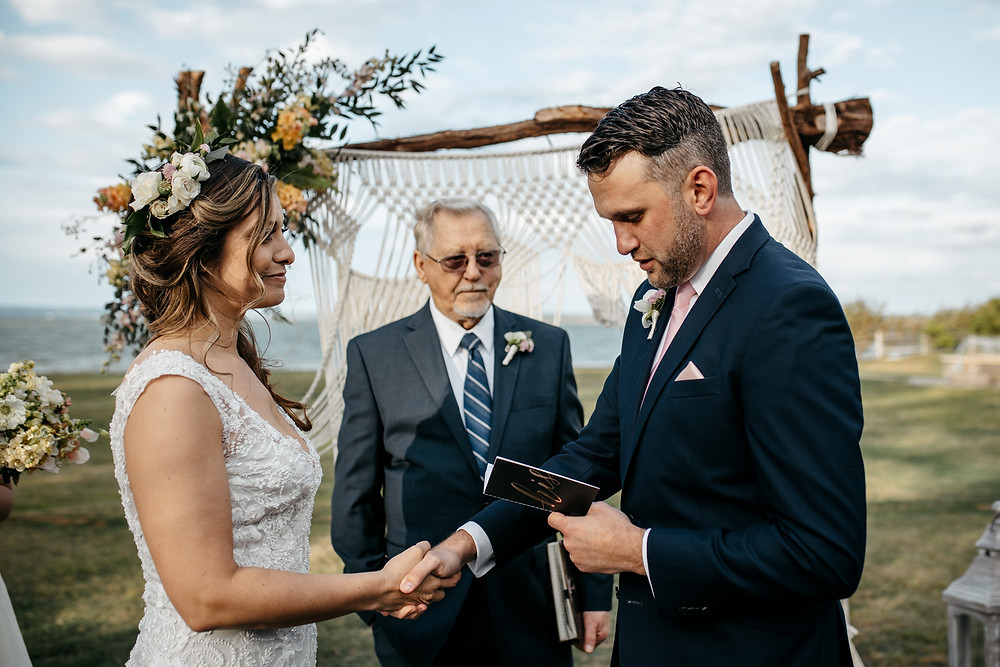 """""""Should I write my own wedding vows?"""" Joy Photo and Video helps to answer this question along with tips for writing your own."""