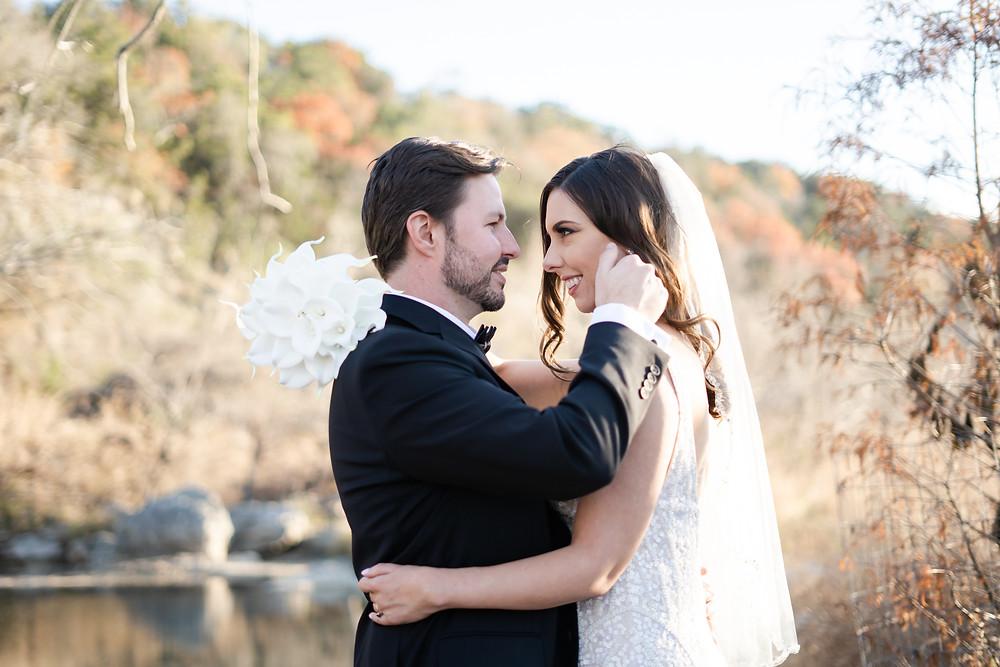 Micro-wedding photos in Austin, Texas by Joy Photo and Video