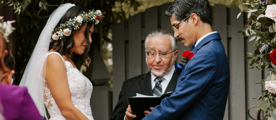 Prayers on Your Wedding Day for Couples in Texas