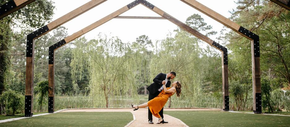 Best Houston Engagement Photoshoot Locations
