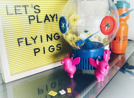 Fun Friday Activity: Flying Pigs