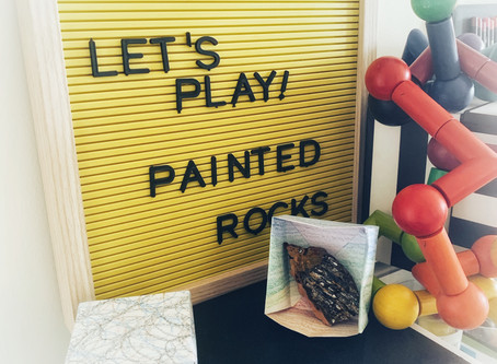Fun Friday Activity: Painted Rocks