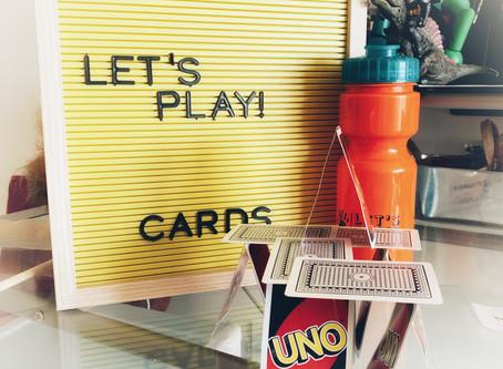 Fun Friday Activity: Card Houses