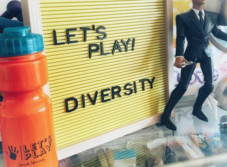 Fun Friday Idea: Diversity