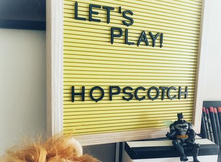 Fun Friday Idea: Articulation Hopscotch