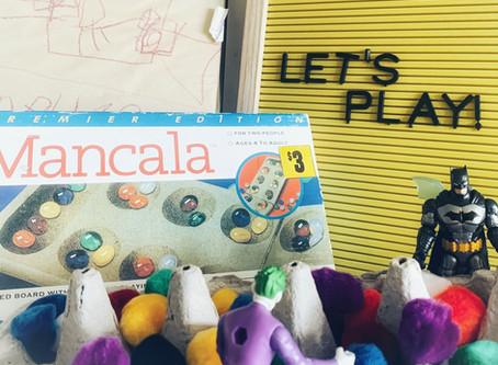 Fun Friday Idea: Mancala