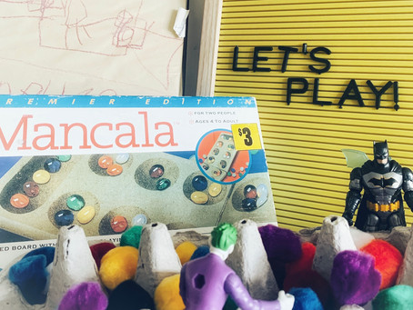 Fun Friday Idea: Mancala