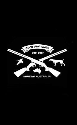 Duck & Quail Hunting Australia New Look Bumper Sticker