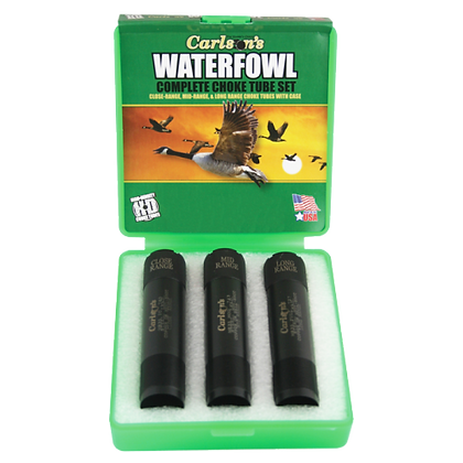 Carlson 3 Piece 12 Gauge Waterfowl Chokes