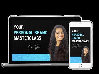 Personal Brand Masterclass Brand Strateg
