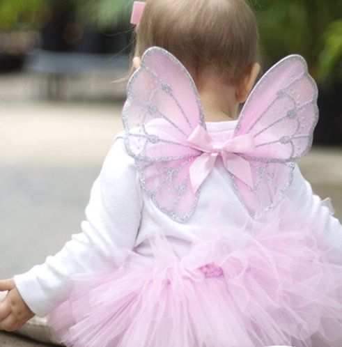 Baby Tutu and Wings