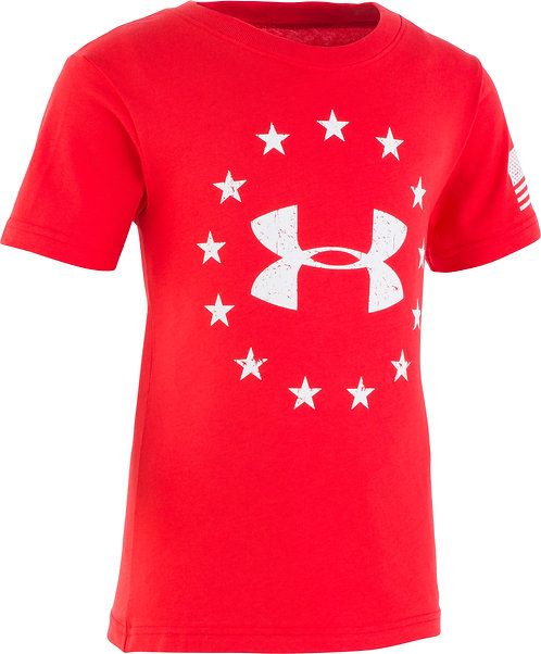 Under Armour - Red Freedom Shirt