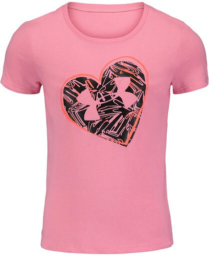 Chroma Heart Short Sleeve