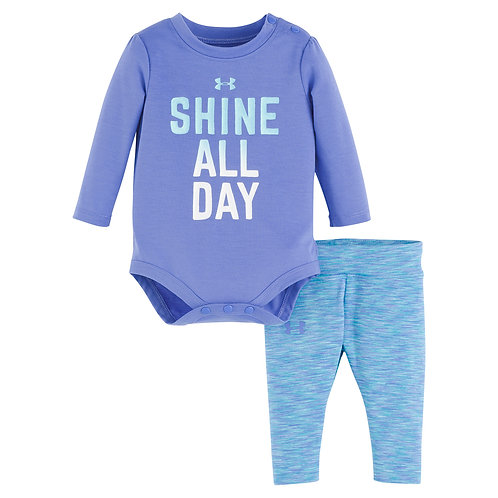 Under Armour - Shine All Day Set