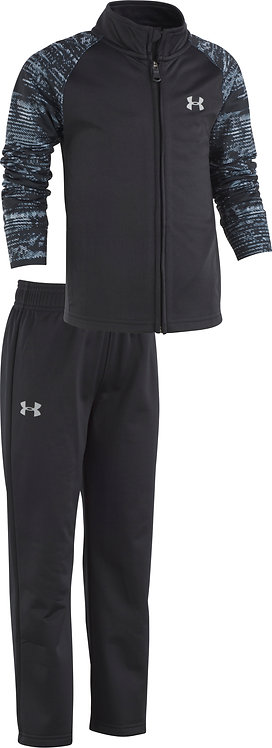 Under Armour - Youth - Static Track Set - Black