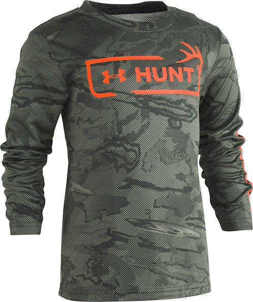 Under Armour - Reaper Hunt Logo Long Sleeve Shirt