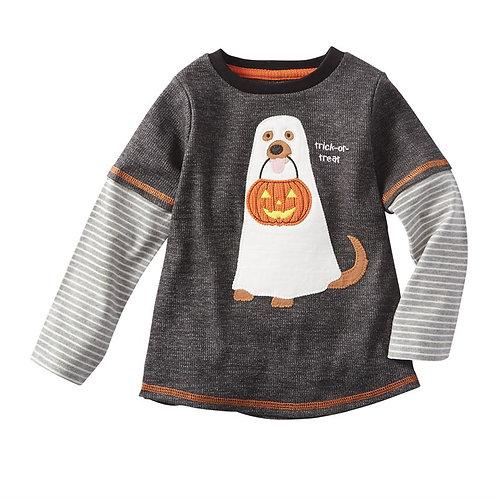 Dog Ghost - Halloween Tee