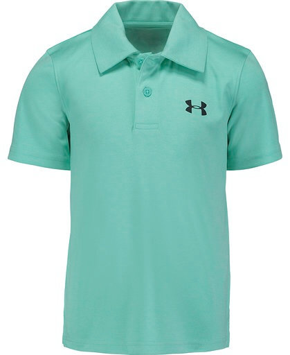 Match Play Polo - Turquoise