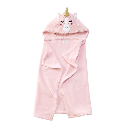 Unicorn Baby Hooded Towel