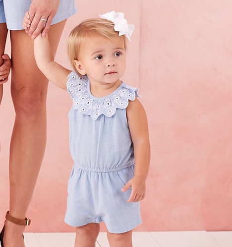 Mini Juniper Romper