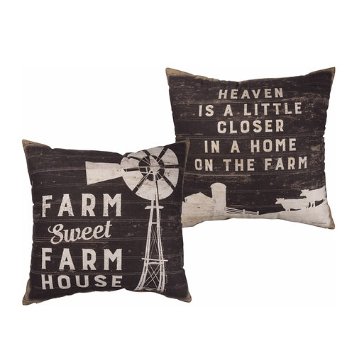 Pillow - Farm Sweet Farm House