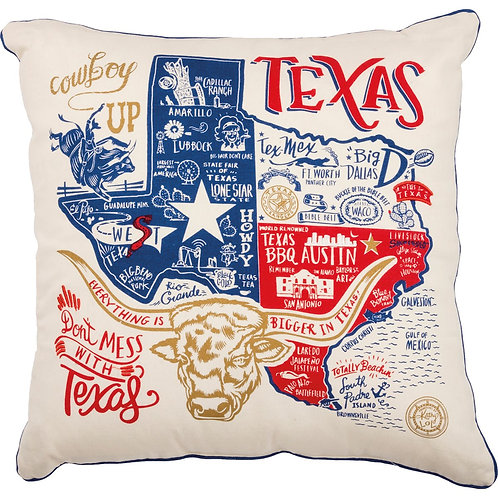 Pillow - Texas