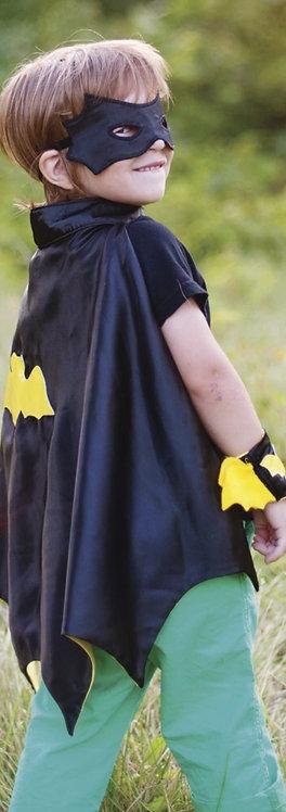 Bat Cape Set