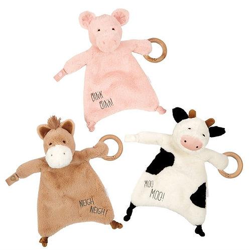 Farm Animal Woobies