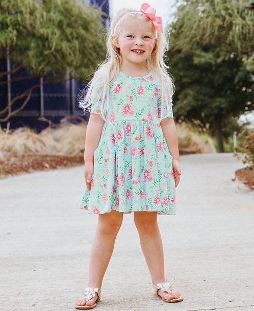 Wildflower Twirl Dress