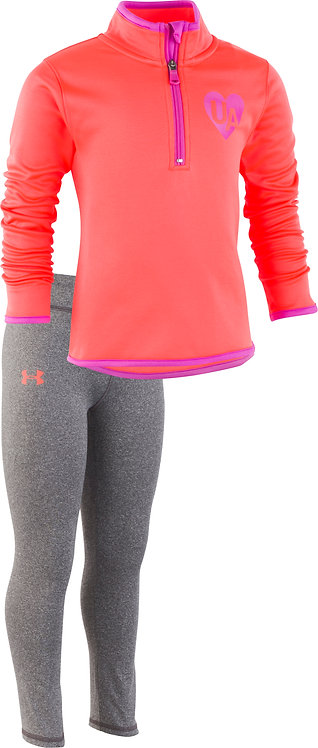Under Armour - Heartbeat Track Set - Afterburn