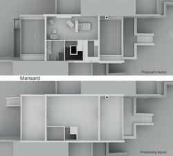 house renovation, Stavropoulou Elena, architect