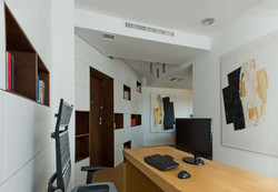 Investment company's office renovation in Athens, office renovation ideas, office refurbishment idea