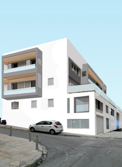 Apartments renovation in Attica designed by Stavropoulou architects
