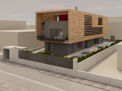 Bioclimatic residence in Psychiko, design, Greece, greek architects, Stavropoulou Architects